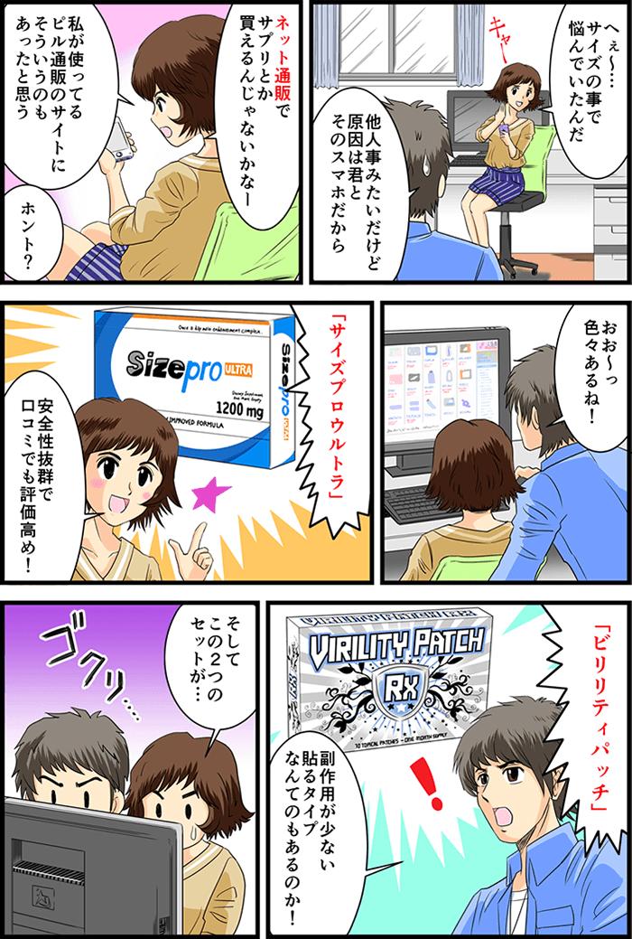 増大 ぺ 医薬品 ニス