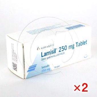 ラミシール錠250mg【2箱セット】-1