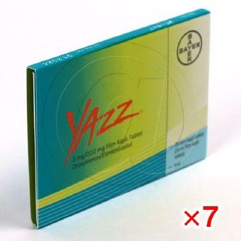超低容量ピル・ヤーズ【7箱セット】-1