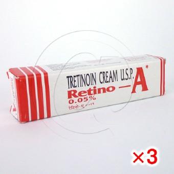 レチンAクリーム0.05%【3箱セット】-1