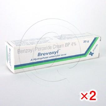 ブレボキシルクリーム4%【2箱セット】-1