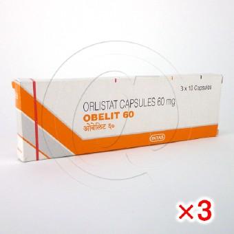 オベリット60mg【3箱セット】-1
