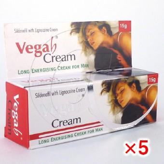 ベガHクリーム2%【5箱セット】-1