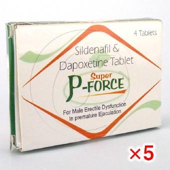 スーパーPフォース【5箱セット】-1